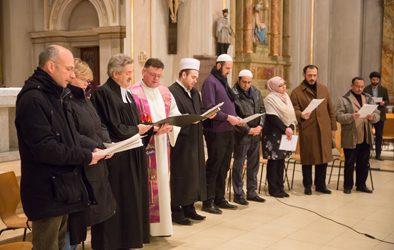 Gemeinsames Friedensgebet