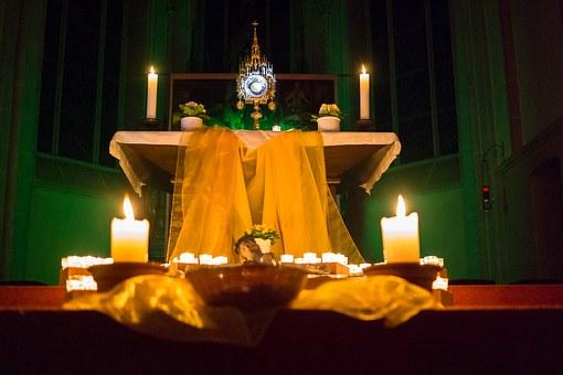 Zeit mit Jesus – Anbetung im November