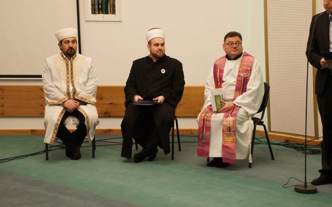 Interreligiöses Friedensgebet – Bilder
