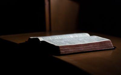 Einladung zu einem biblischen Leseabend