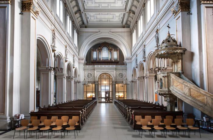 Neu: Kleiner Kirchenführer St. Johann