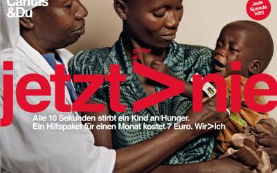 Caritas Augustsammlung – Auslandshilfe