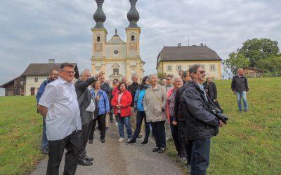 Ausflug in den Bayrischen Wald und nach Oberndorf (24.-26.8.2018)