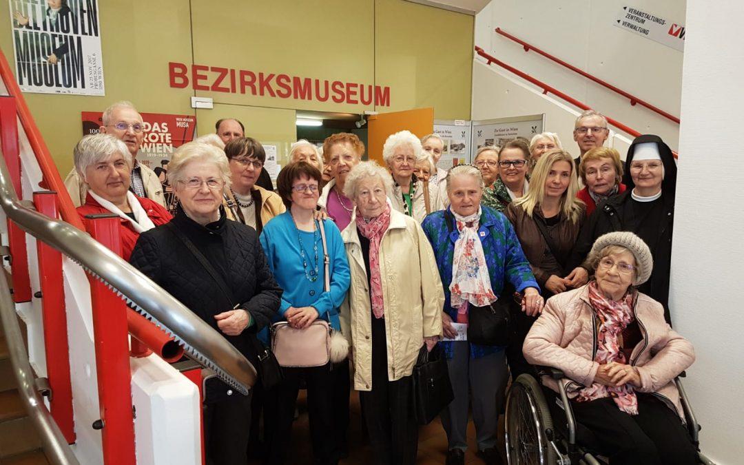 Exkursion des Seniorenklubs