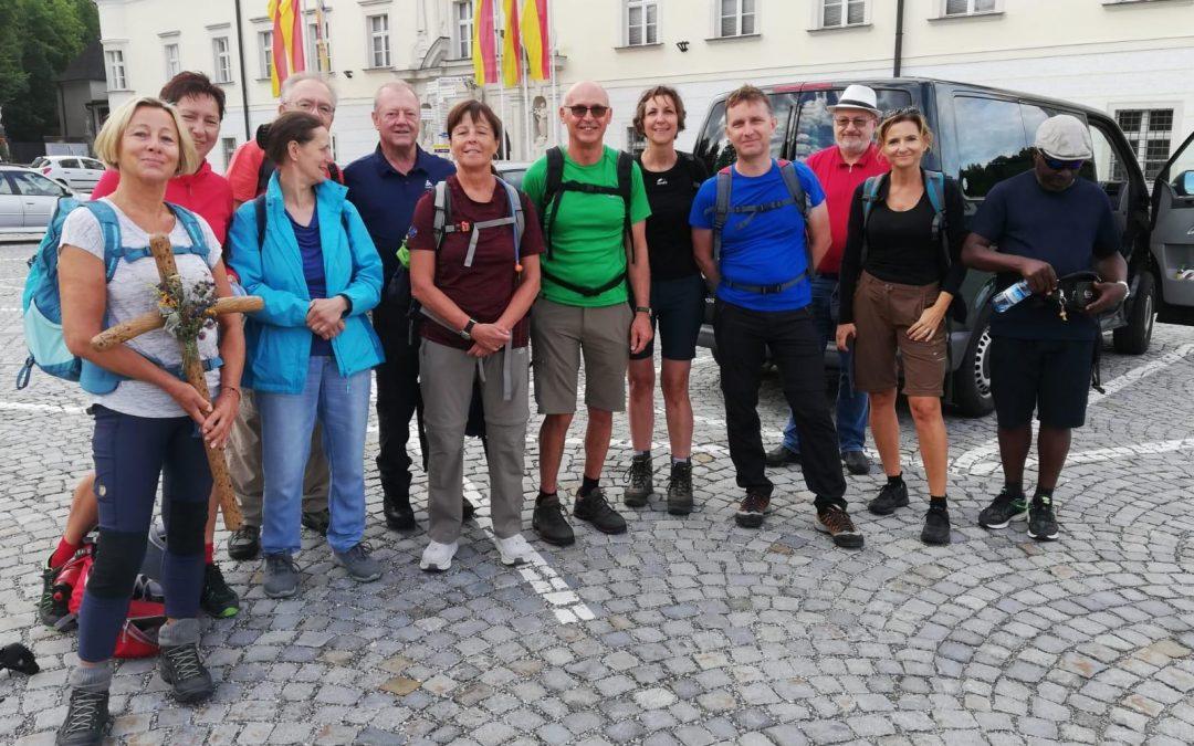 Wallfahrt nach Mariazell 8. -11.8.