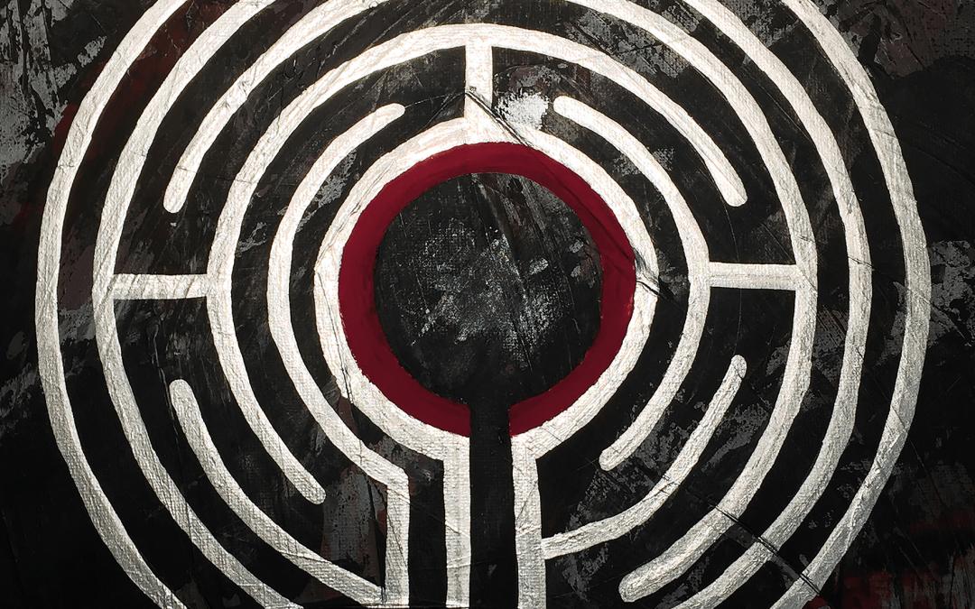 Begegnungen im Labyrinth
