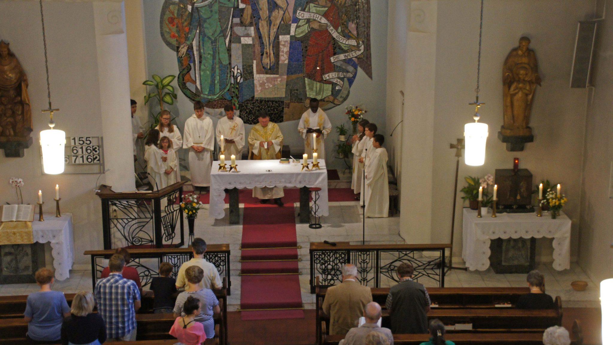 Fotos: Kirtag Allerheiligste Dreifaltigkeit