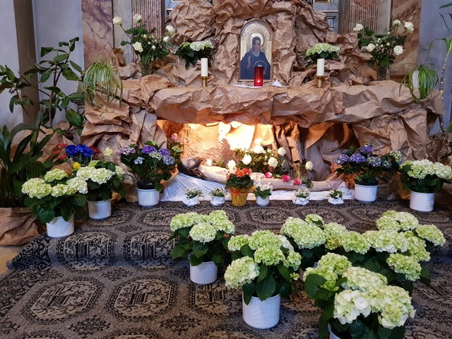 Karfreitag – Seht das Holz des Kreuzes, an dem das Heil der Welt gehangen!