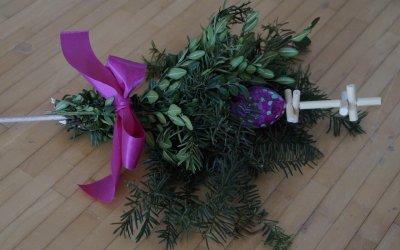 Palmsonntag – Hosanna, dem Sohne Davids!