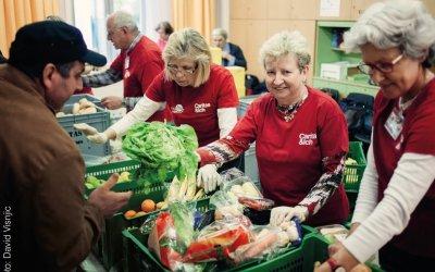 Projekt Le+O (Lebensmittel und Orientierung)