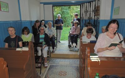 1. Maiandacht in der Annakapelle