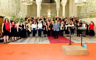 Singfest der Favoritner Kirchenchöre – 12.6.2018