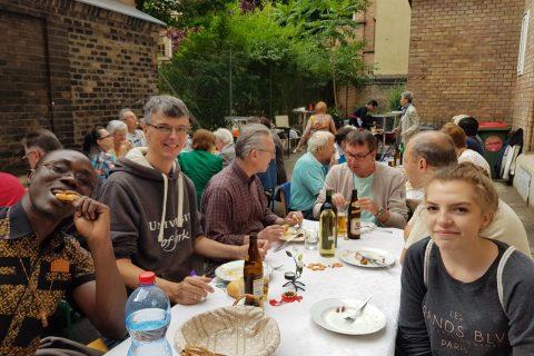 Dank an die Mitarbeiterinnen und Mitarbeiter der Gemeinde St. Johann!