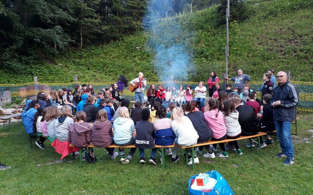 Herzlich willkommen allen Camp Alxi Mitfahrerinnen und Mitfahrern,  den Kleinen und den Großen!