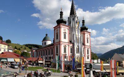 Gemeinsame Fahrt nach Mariazell