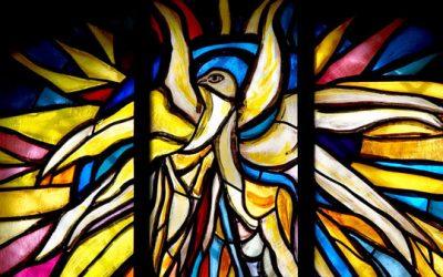 Freude du der Menschen – Heiliger Geist