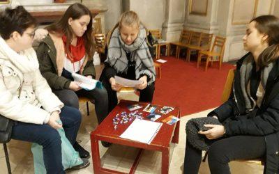 Firmvorbereitung in St. Johann