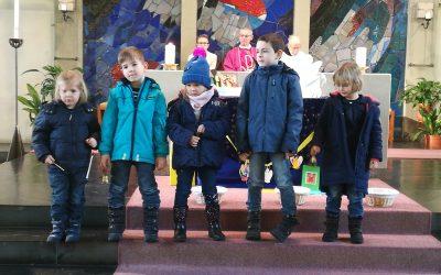 3. Adventsonntag in der Hl. Familie