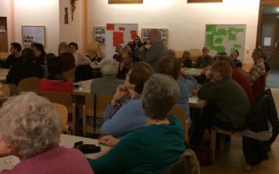 Eindrücke vom Gemeindeabend in der Gemeinde AHD am 23.1.19