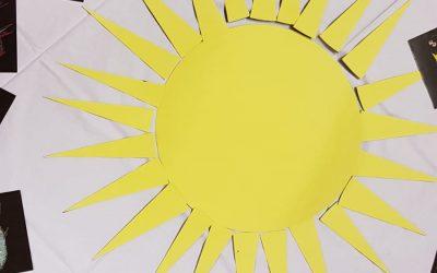 Sonnenschein und Versöhnung