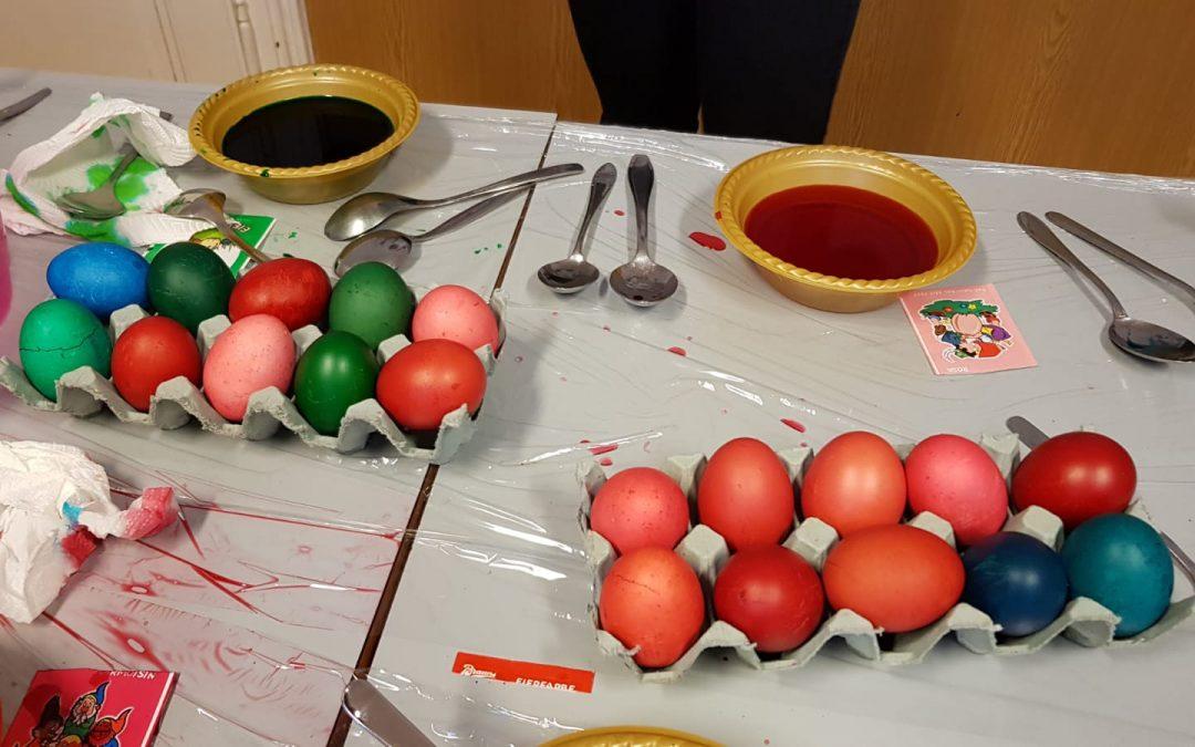 Wie das Ei zum Osterei wurde