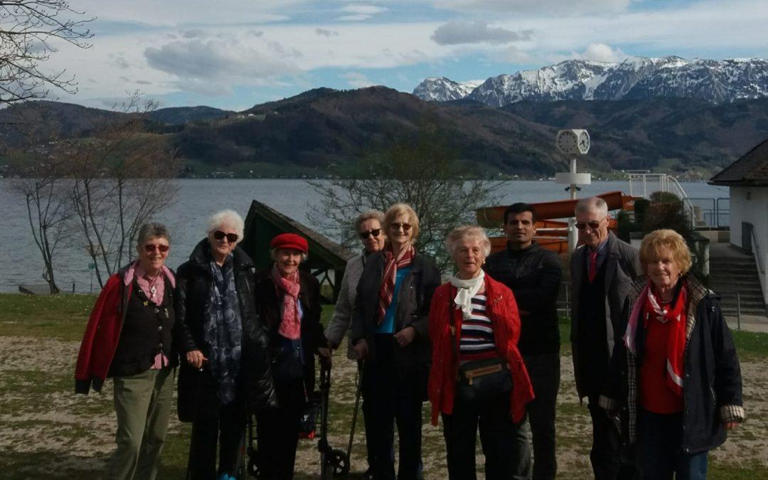 Frühlingsausflug der Senioren
