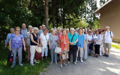 Ausflug der Senioren