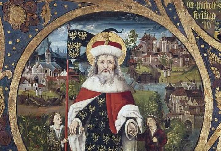 Hl. Leopold 15.11.
