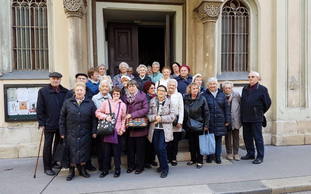 Exkursion Barbarakirche