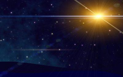 Advent – ein Leuchten, ein Licht in der Nacht