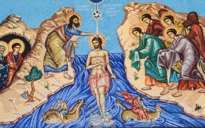 Fest der Taufe des Herrn