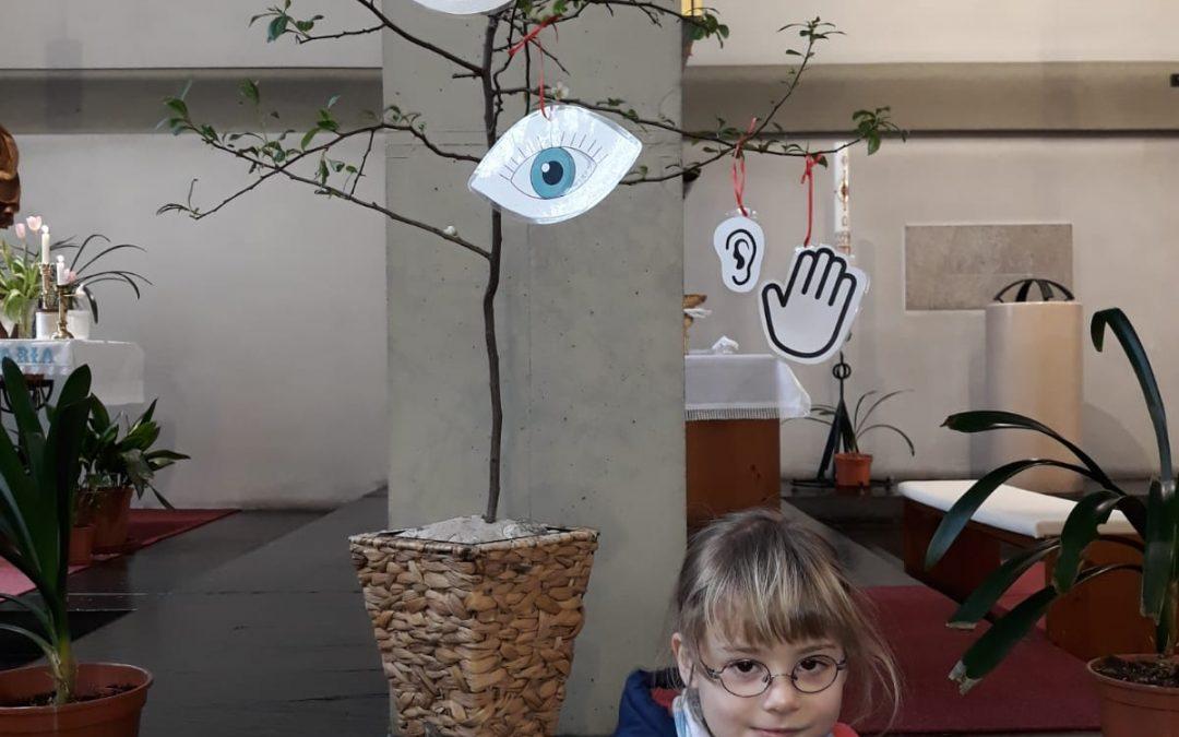 In der Heiligen Familie wächst ein Fastenbaum!
