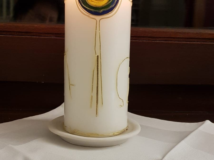 Lichter der Hoffnung und der Dankbarkeit