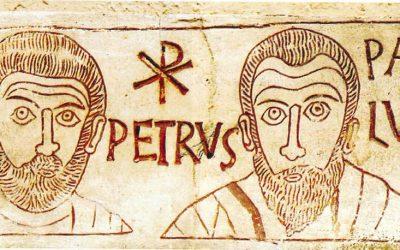 29. Juni: Fest Peter und Paul