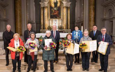 Festakt zur Verleihung des Stephanusorden