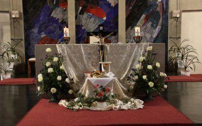 25-jähriges Priesterjubiläum P. Matthias