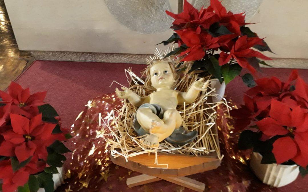 Weihnachten in der Heiligen Familie