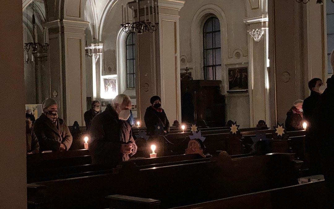 Advent – Zeit der Sehnsucht nach Licht
