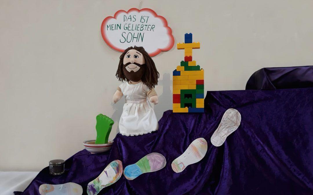 3. Fastensonntag in der Heiligen Familie