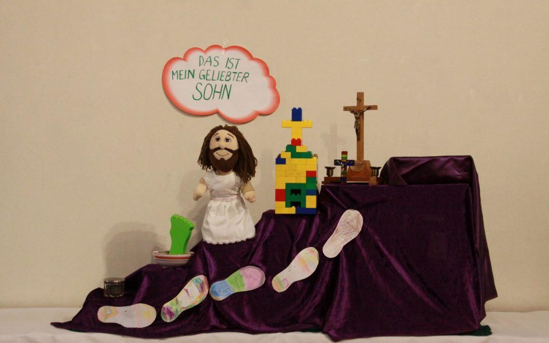 4. Fastensonntag in der Heiligen Familie