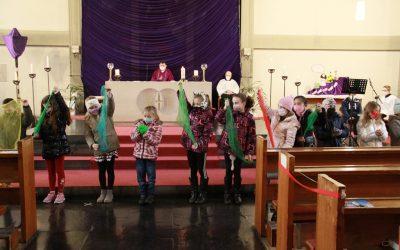 5. Fastensonntag in der Heiligen Familie