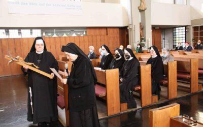 60 jährige Ordensjubiläum von Sr. Patricia Marcinek